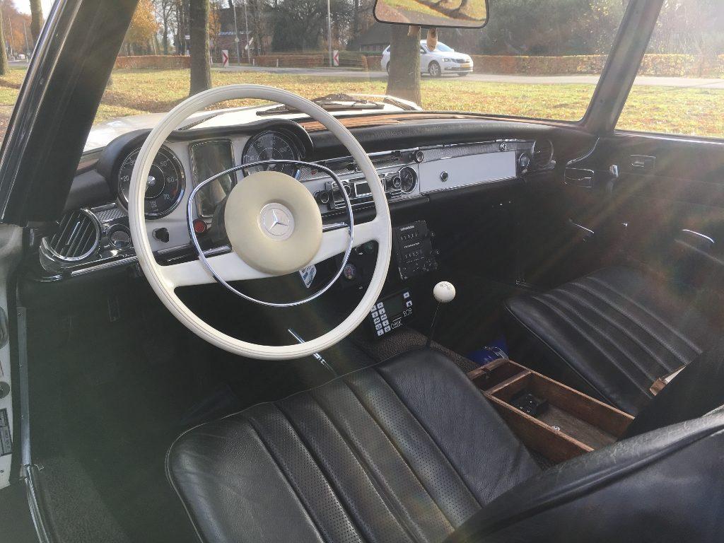Mercedes 280 SL, 1969