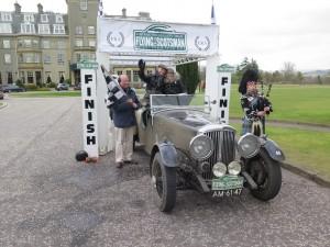 Bentley - Flying Scotsman Endurance Rally