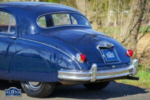Jaguar MK I, 1958