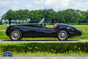 Jaguar XK 120 Roadster, 1954