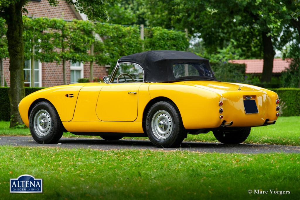 Jaguar XK 150 Special, 1959