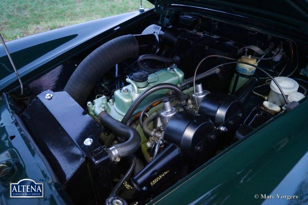 MG Midget MK III, 1970