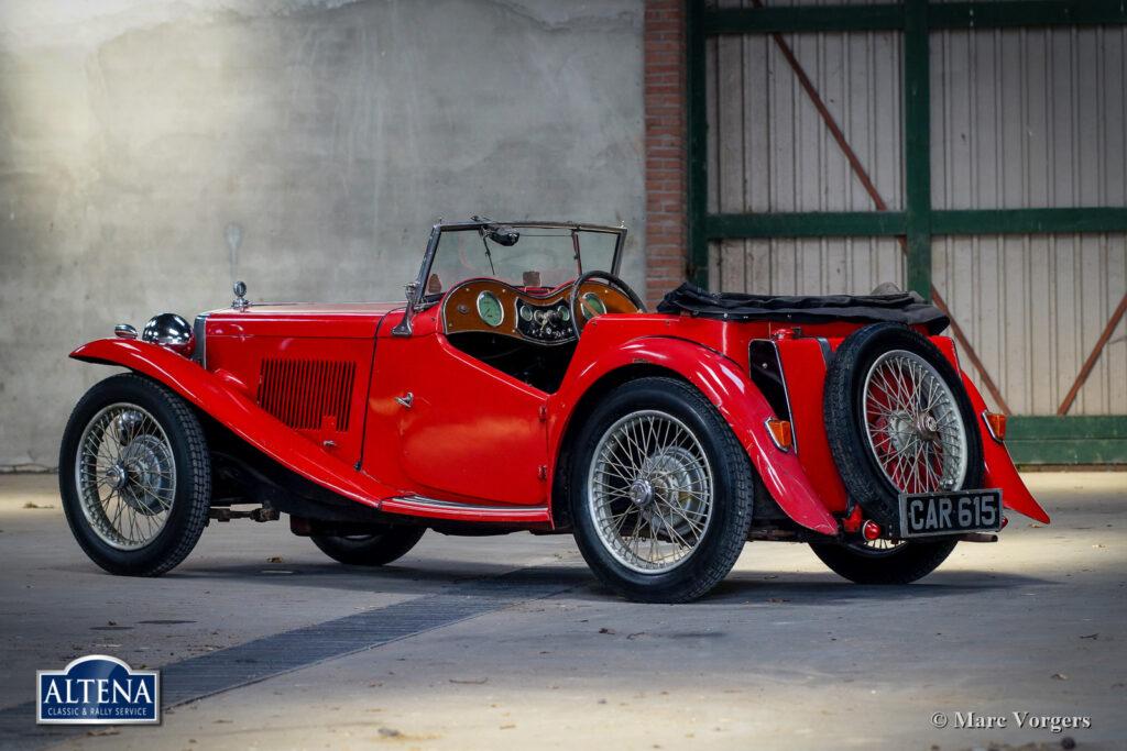 MG TA, 1936