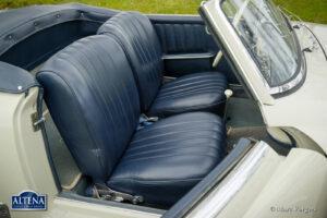 Mercedes 190SL, 1956
