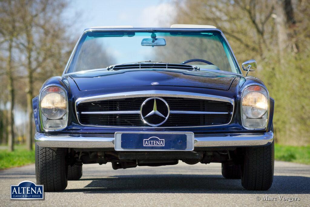 Mercedes 230 SL, 1964