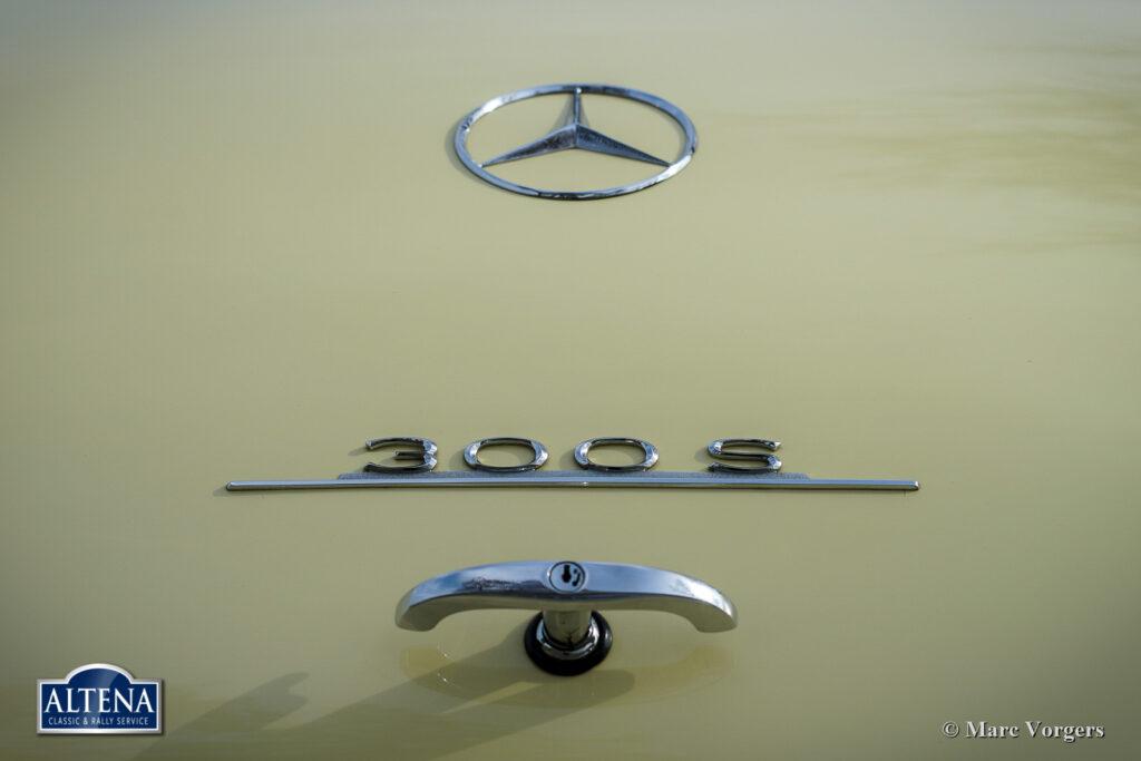 Mercedes 300S Roadster, 1953
