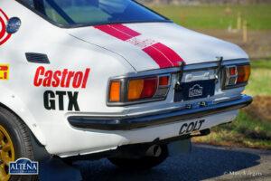 Toyota Carolla Rally, 1973