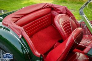 Triumph Tr3 A, 1958