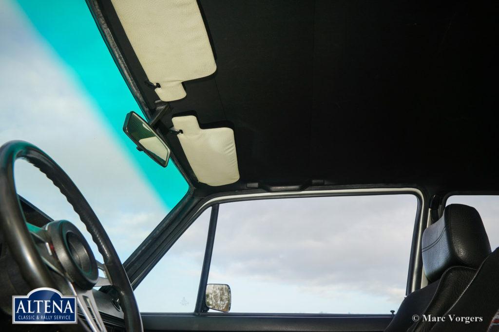 Volkswagen Golf 1 GTI, 1979