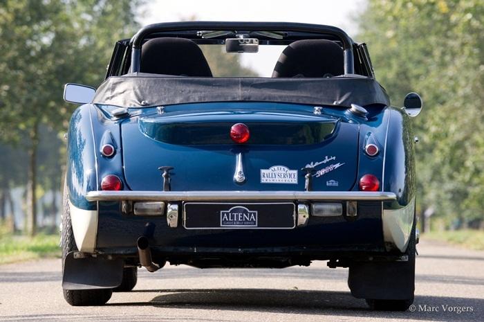Austin Healey 3000Mk3 Rally