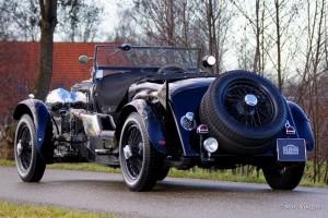 Bentley Derby Special 3.5 litre