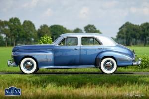 Oldsmobile 98 De Luxe